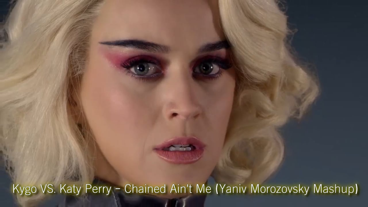 Kygo VS. Katy Perry - It Chained Me (Yaniv Morozovsky Mashup)